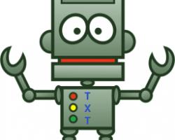 Файл robots.txt, его создание и влияние на индексацию