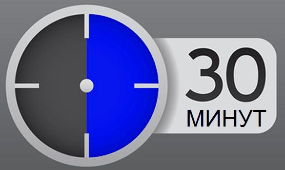 Время сессии